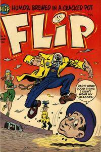 Flip 2 Harvey Jun 1954 Poztron-Kracalactaka