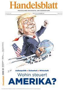 Handelsblatt - 11. November 2016