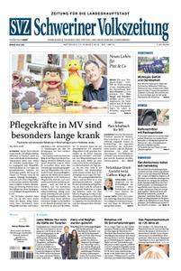 Schweriner Volkszeitung Zeitung für die Landeshauptstadt - 14. August 2019
