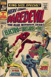 Daredevil v1 Annual 01 1967 Electro and his Emissaries of Evil