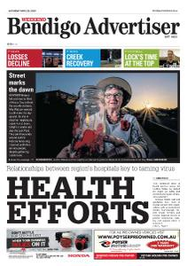 Bendigo Advertiser - April 25, 2020