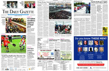 The Daily Gazette – August 14, 2019