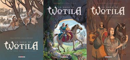 La Saga de Wotila - 3 Tomes