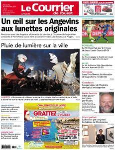 Le Courrier de l'Ouest Angers - 26 novembre 2017