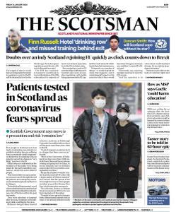 The Scotsman - 24 January 2020