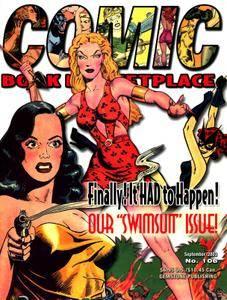 Comic Book Marketplace 106 2003