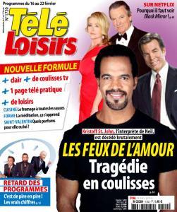 Télé Loisirs - 11 Février 2019
