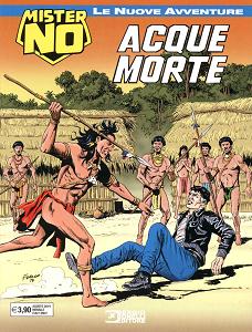 Mister No - Le Nuove Avventure - Volume 2 - Acque Morte