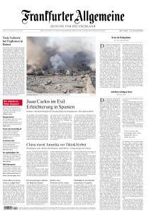 Frankfurter Allgemeine Zeitung - 5 August 2020