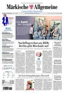 Märkische Allgemeine Luckenwalder Rundschau - 26. Oktober 2017