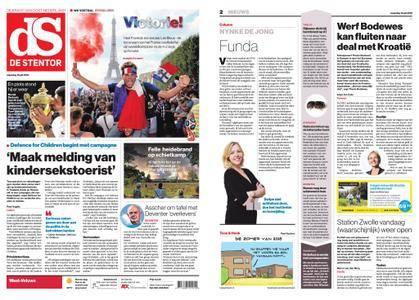 De Stentor - West-Veluwe – 16 juli 2018