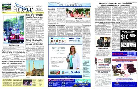 Bucks County Herald – August 14, 2019