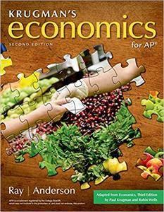 Krugman's Economics for AP* (2nd edition)