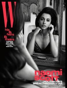 W Magazine - May 2019