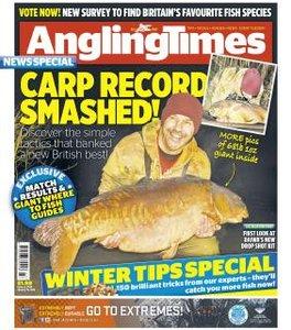 Angling Times - 19 January 2016
