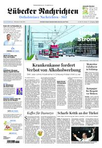 Lübecker Nachrichten Ostholstein Süd - 08. Mai 2019
