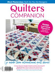 Quilters Companion - March 2020