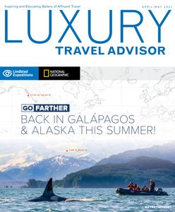Luxury Travel Advisor - April/May 2021