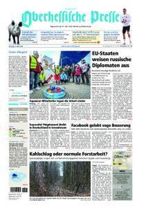 Oberhessische Presse Hinterland - 27. März 2018