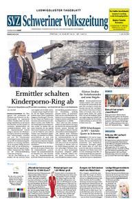 Schweriner Volkszeitung Ludwigsluster Tageblatt - 16. August 2019