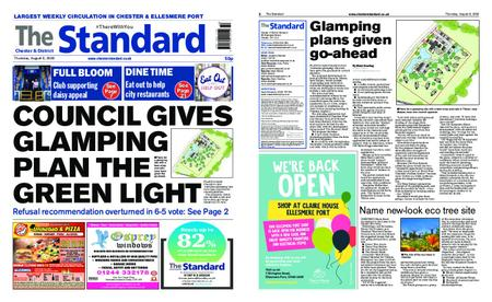 The Standard Chester & District – August 06, 2020