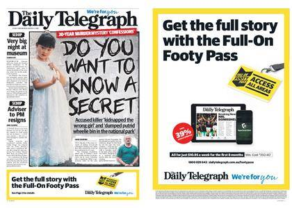 The Daily Telegraph (Sydney) – March 07, 2018