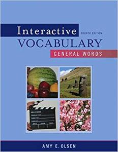Interactive Vocabulary: General Works