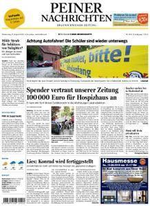 Peiner Nachrichten - 09. August 2018