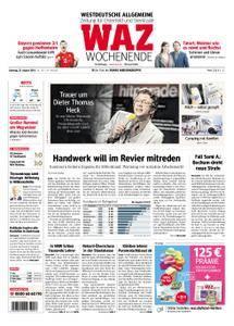 WAZ Westdeutsche Allgemeine Zeitung Oberhausen-Sterkrade - 25. August 2018