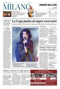Corriere della Sera Milano - 7 Marzo 2018