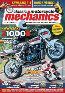 Classic Motorcycle Mechanics - February 2016