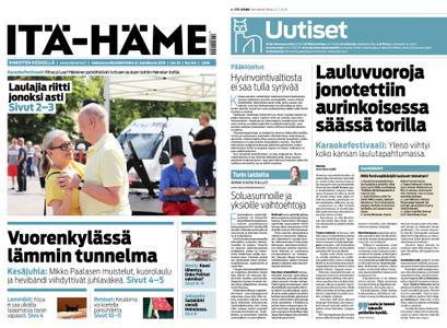 Itä-Häme – 22.07.2019