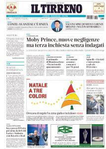 Il Tirreno Livorno - 15 Dicembre 2020