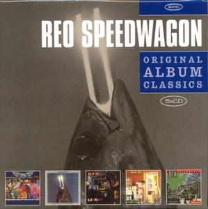 REO Speedwagon - Original Album Classics (2011) [5CD Box Set] Repost