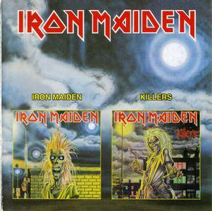 Iron Maiden - Iron Maiden `80 & Killers `81 (2000)