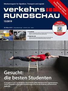 VerkehrsRundschau - 26. März 2019
