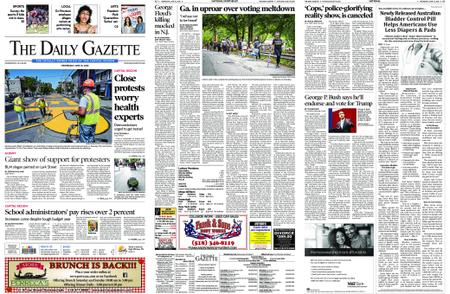 The Daily Gazette – June 10, 2020