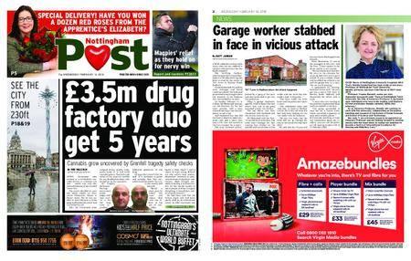 Nottingham Post – February 14, 2018