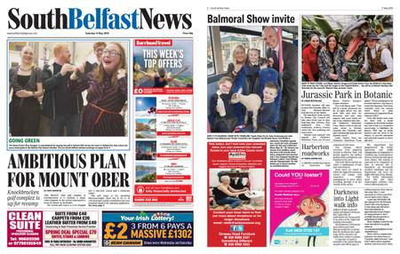 South Belfast News – May 09, 2019