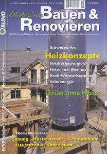 Bund Ökologisch Bauen und Renovieren Jahrbuch 2011