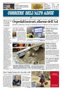 Corriere dell'Alto Adige – 17 ottobre 2019