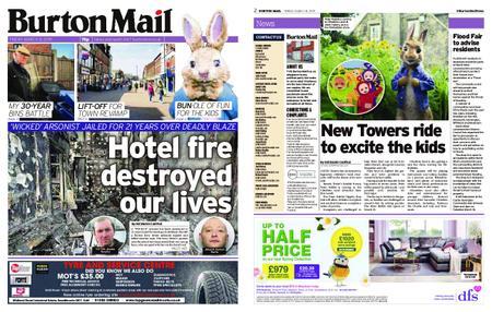 Burton Mail – March 08, 2019