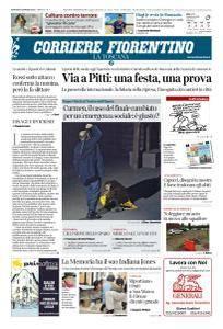 Corriere Fiorentino La Toscana - 9 Gennaio 2018