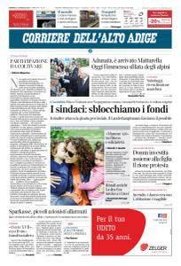 Corriere dell'Alto Adige - 13 Maggio 2018