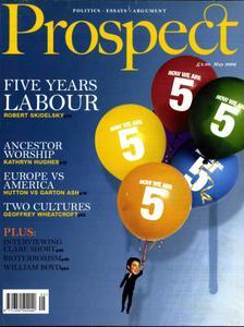 Prospect Magazine - May 2002