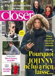 Closer France - 15 février 2018
