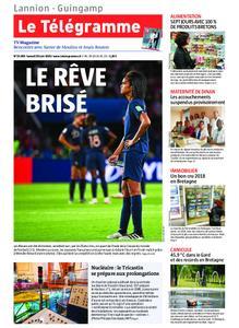 Le Télégramme Guingamp – 29 juin 2019