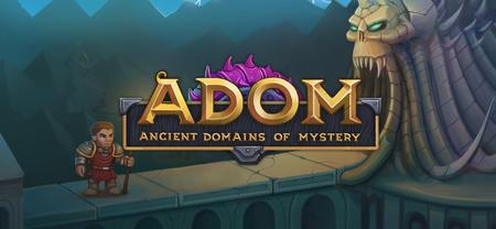 ADOM (Ancient Domains Of Mystery) (2015)