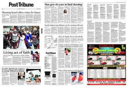 Post-Tribune – April 20, 2019