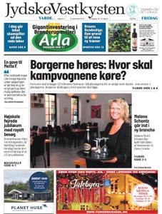 JydskeVestkysten Varde – 08. november 2019